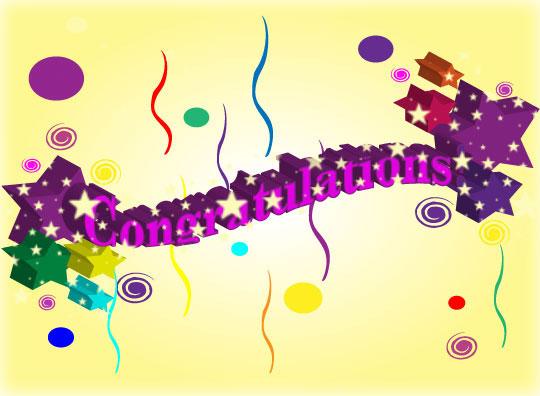 Congo bhagoooray (raheel) for 600 post :P Congratulations_card